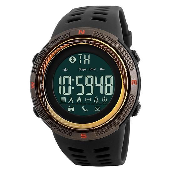 Đồng hồ điện tử thể thao nam đa chức năng SKMEI 1251 (gold smart versi...
