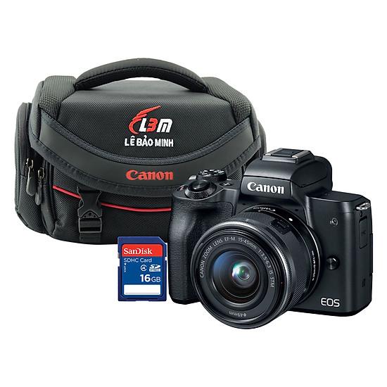 Máy Ảnh Canon EOS M100 KIT 15-45mm (Lê Bảo Minh)