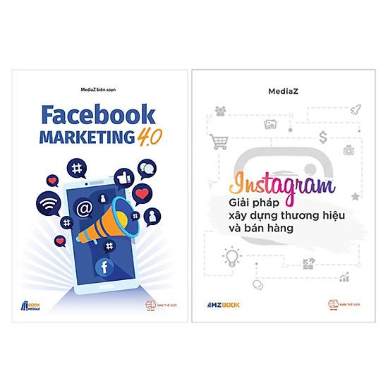 Combo Facebook Marketing 4.0 + Instagram - Giải Pháp Xây Dựng Thương Hiệu Và Bán Hàng