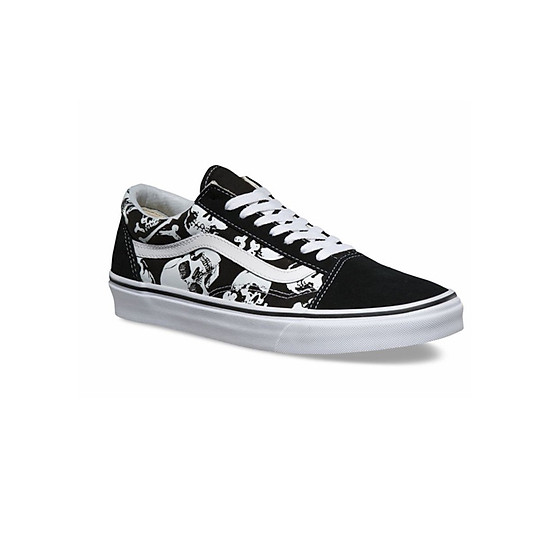 6138148a7a Giày Sneaker Unisex Vans Old Skool Skulls – Giá tốt