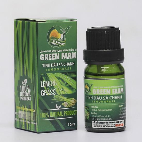 Tinh dầu sả chanh Greenfarm