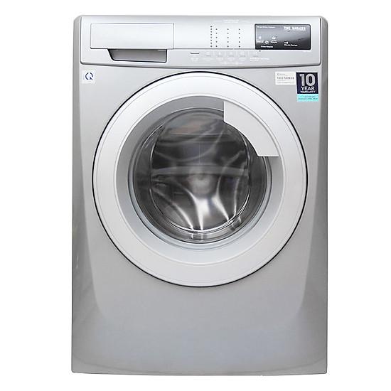 Máy Giặt Cửa Ngang Inverter Electrolux EWF12844S (8.0 Kg) – Xám Bạc