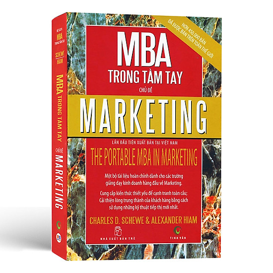 Marketing MBA Trong Tầm Tay - The Portable MBA In Marketing