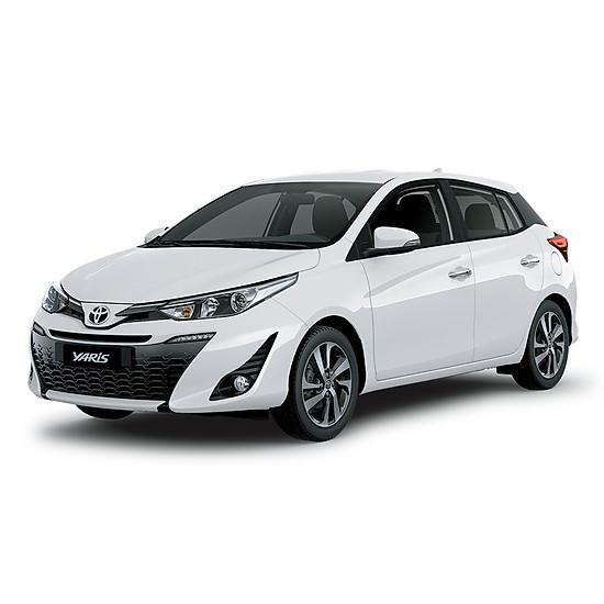 Xe Ô Tô Toyota YARIS 1.5G CVT - Trắng