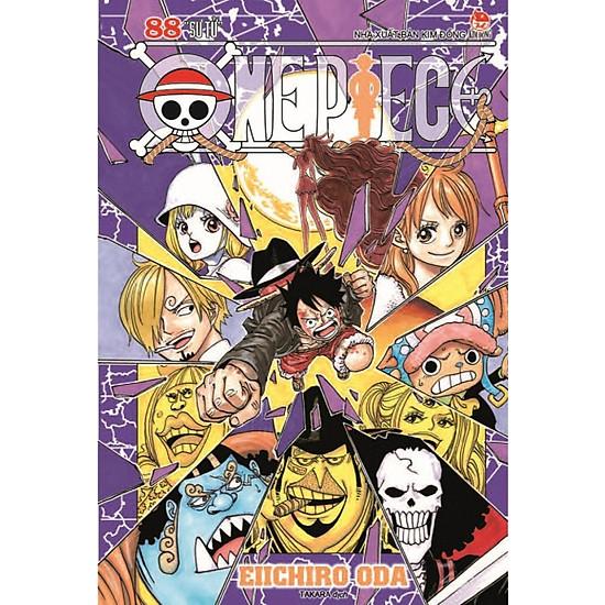 One Piece 88 (Bản Bìa Gập)