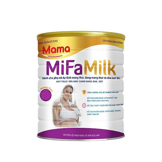 3 Hộp Sữa dinh dưỡng MIFAMILK MAMA 400g