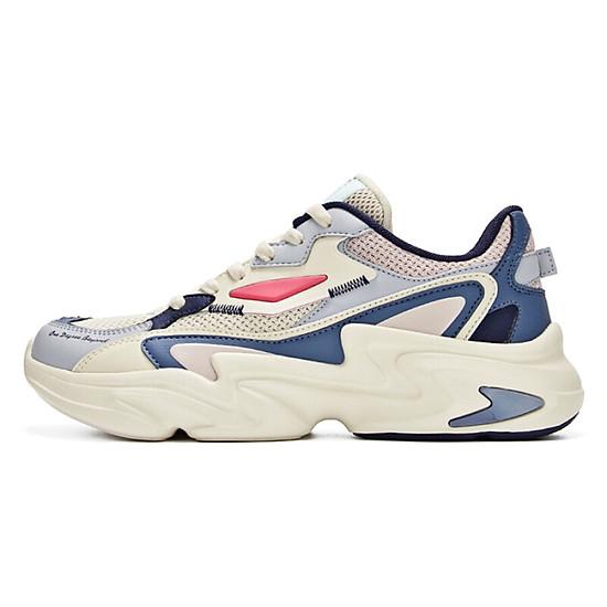 Giày Sneaker 361° 671936786-3 Phối Màu Retro Cá Tính Cho Nam (41) - Beige / Urban Pink-5