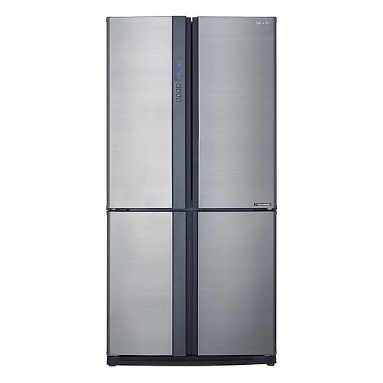 Tủ lạnh Sharp Inverter 626 lít SJ-FX631V-SL - Hàng Chính Hãng = 14.559.000đ
