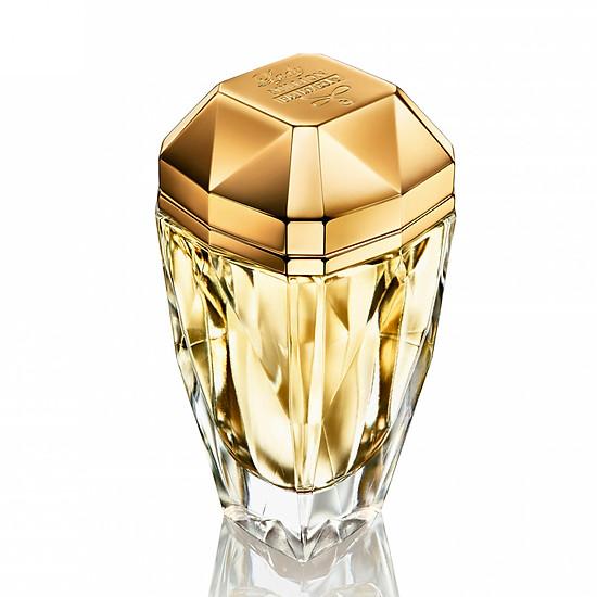 Nước Hoa Nữ Paco Rabanne Lady Million Eau My Gold - Eau De ...