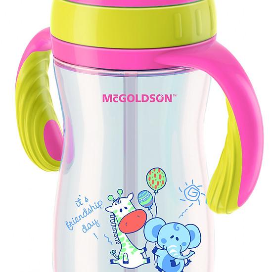 Bình nước McGoldson PP 330ml