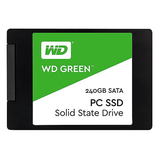 Ổ Cứng SSD WD Green 240GB 3D NAND - WDS240G2G0A - Hàng Chính Hãng = 728.000 ₫