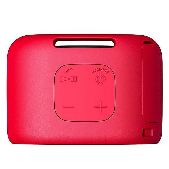 Loa Bluetooth Sony ExtraBass XB01 (Đỏ) - Hàng Chính Hãng-3