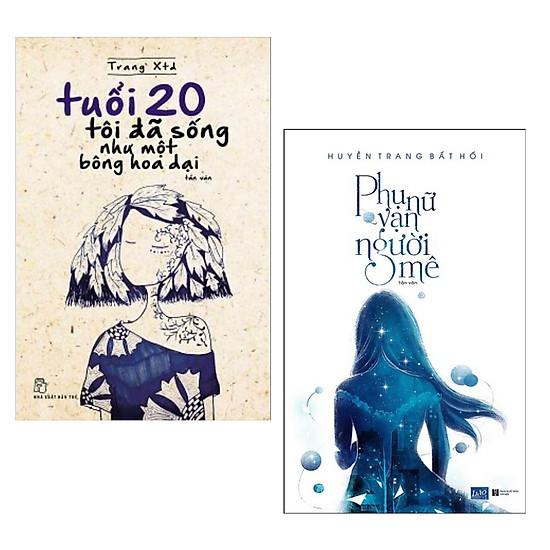 Tải Ebook Combo 2 Cuốn Sách Văn Học Hay Nhất: Tuổi 20 Tôi Đã ...