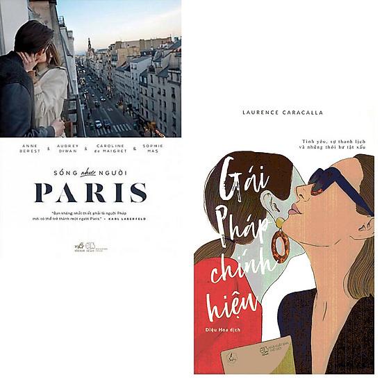 Combo Sống Như Người Paris Và Gái Pháp Chính Hiệu