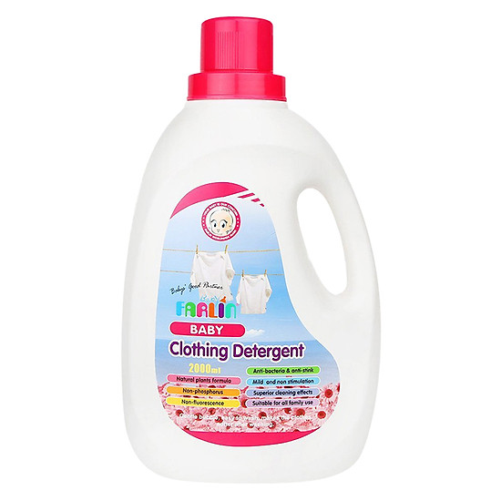 Nước Giặt-Xả Vải Farlin (2l) – BF.300.2