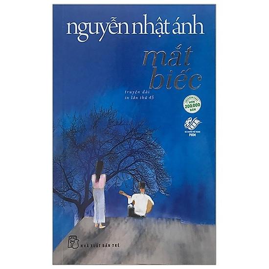 Mắt Biếc - Tặng Kèm Postcard + 1 Số Tay Phiên Bản Phim (Mẫu Sổ Giao Ngẫu Nhiên)