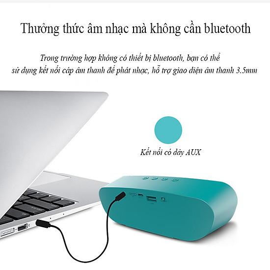 Loa bluetooth Zealot ngoài trời âm thanh siêu trầm S9 hàng chính hãng tương thích điện thoại di động máy tính laptop - Đen-13