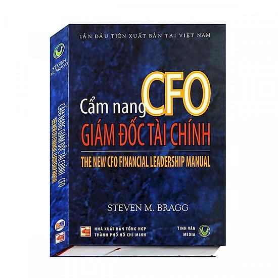 Cẩm Nang CFO Giám Đốc Tài Chính - The New CFO Financial Leadership Manual