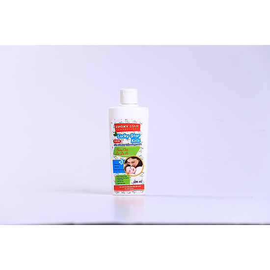 Sữa Tắm Gội Kids Lucky Star 3 trong 1