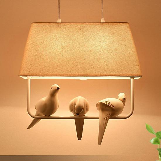 Đèn Thả Đàn Chim Bồ Câu - DT00079/3 | Tặng kèm bóng