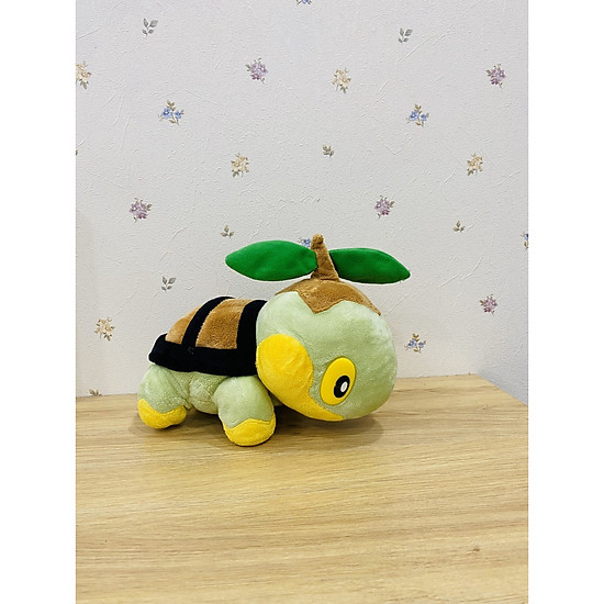 Gấu bông Pokemon Rùa cỏ Turtwig