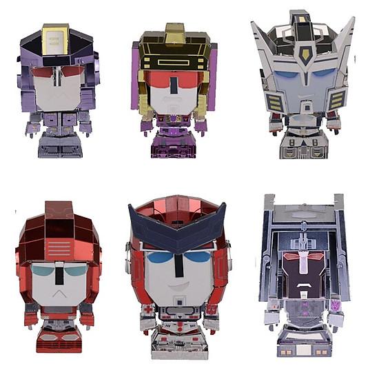 Đồ chơi mô hình kim loại MU Transformers mini L044