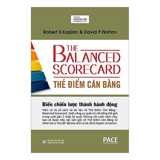 Balanced Scorecard - Thẻ Điểm Cân Bằng (Tái Bản 2019)