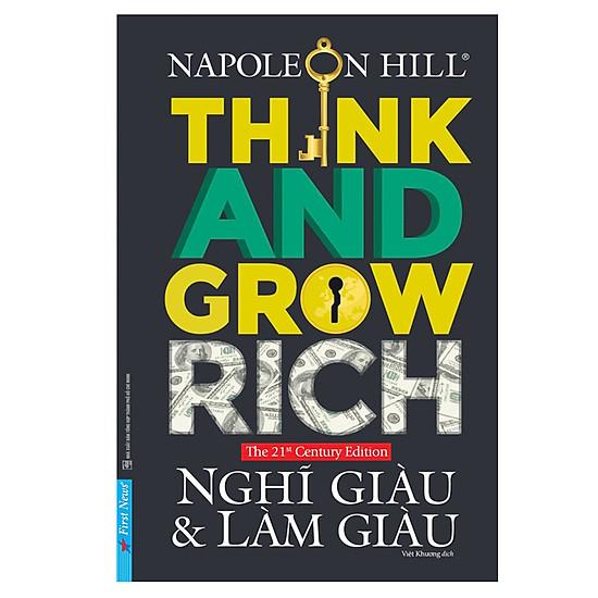 Image result for nghĩ giàu làm giàu