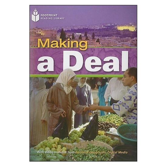 Hình đại diện sản phẩm Making A Deal: Footprint Reading Library 1300