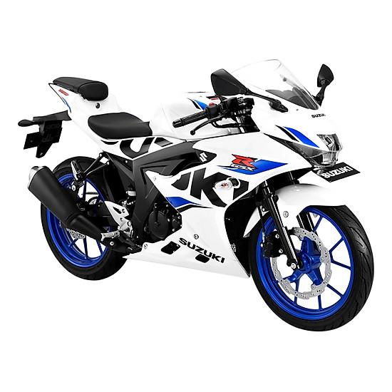 Xe Máy Nhập Khẩu Suzuki GSX R150 ABS - Xanh=75.000.000 ₫