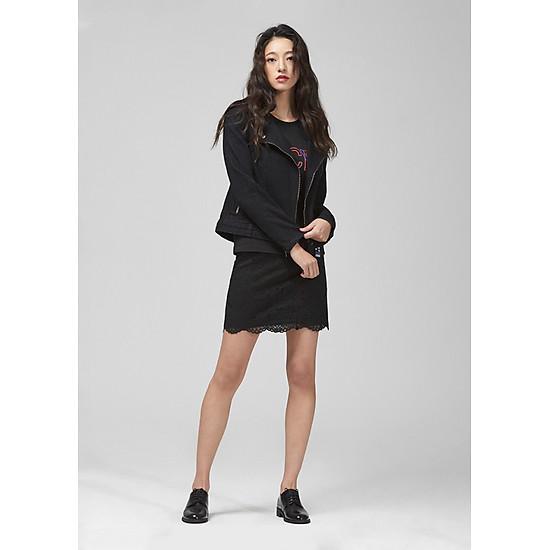 Váy Thường Lime Orange - Aw Skirt - JO17810004-B - Đen