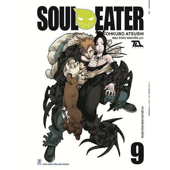 Soul Eater - Tập 9
