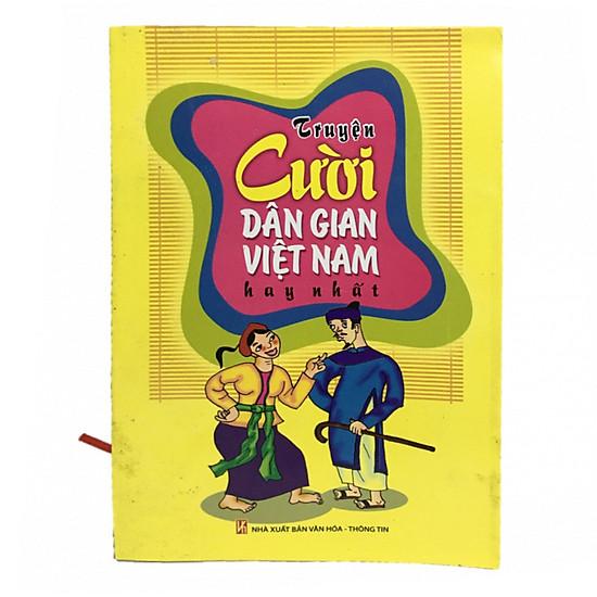 Truyện cười dân gian Việt Nam hay nhất