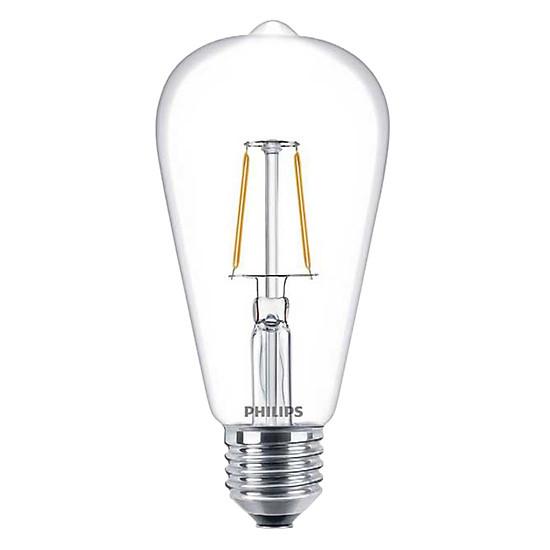 Bóng LED Clasic Philips ST64 (4 - 50W) - Ánh Sáng Vàng