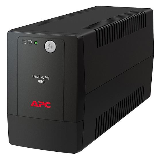 Bộ lưu điện APC BX650 đen