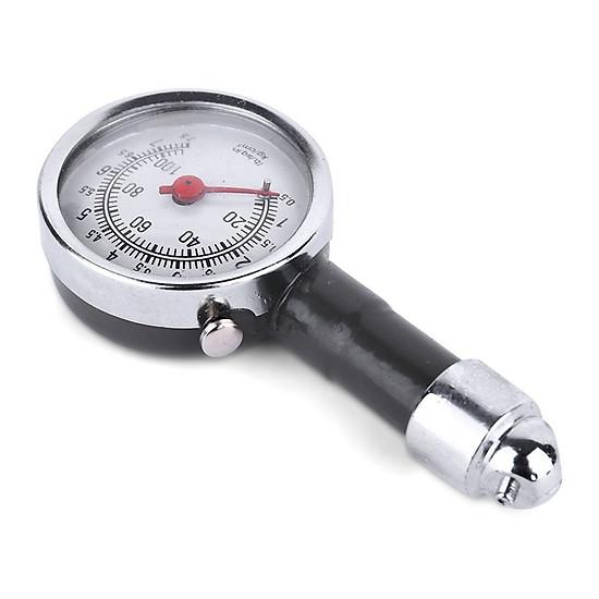 Đồng hồ đo áp suất lốp xe bằng cơ cho ô tô xe máy=43.985 ₫