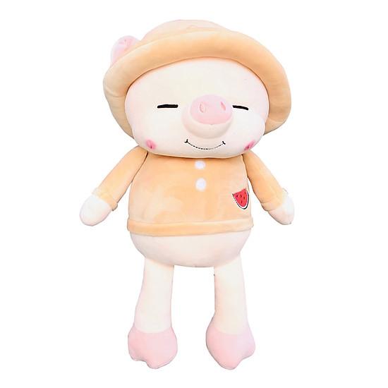 Gấu Bông Heo Đội Nón Ichigo (50cm)
