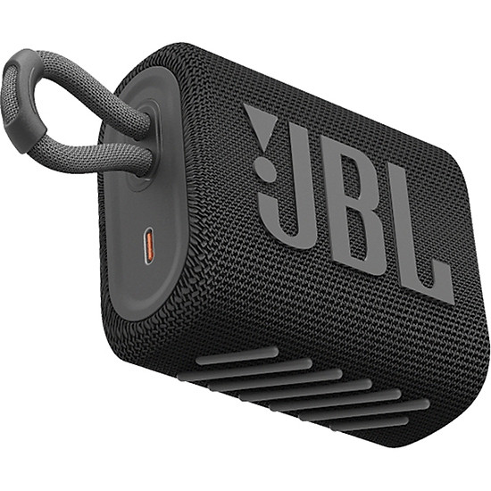 Loa Bluetooth JBL Go 3 - Hàng Chính Hãng - Black-5