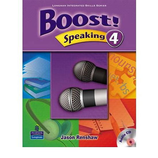 Boost! Speaking: Level 4