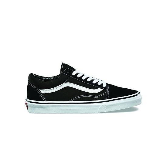2bd5dab83c Giày Sneaker Unisex Vans Old Skool Classic Black   White