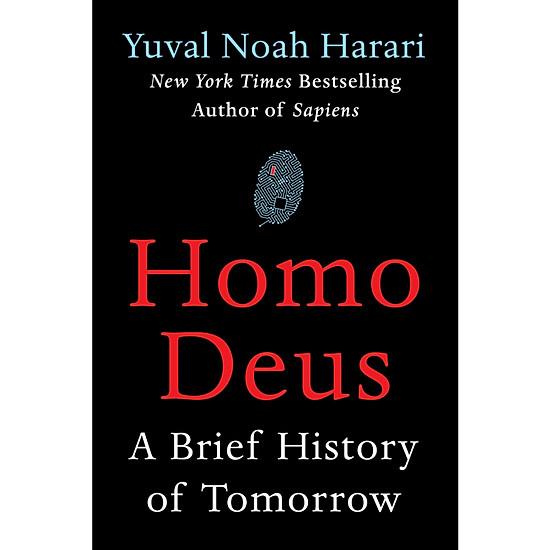 Hình đại diện sản phẩm Homo Deus: A Brief History of Tomorrow (Hardcover)