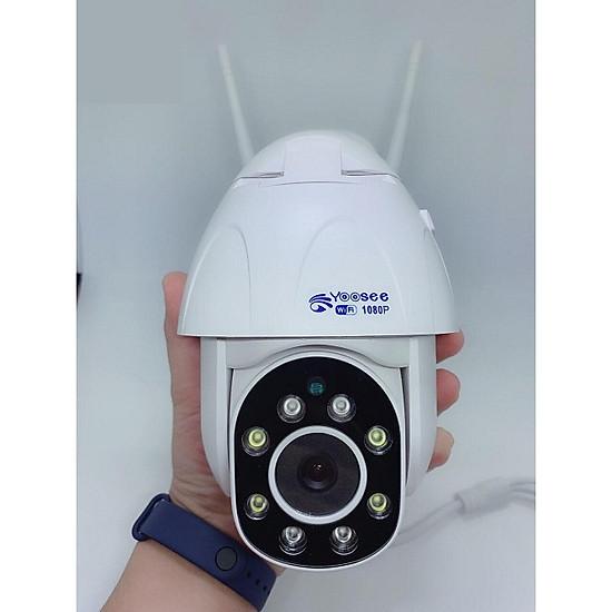 Camera Wifi Yoosee PTZ Full HD 1080 Quay Quét 360 Độ - Hàng Nhập ...