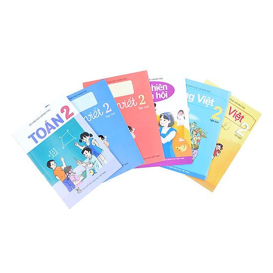 Bộ Sách Giáo Khoa Lớp 2 (Bộ Bài Học Và Bài Tập)