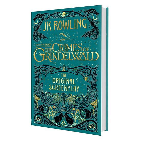 Fantastic Beasts: The Crimes of Grindelwald - The Original Screenplay (Hardback) -Tội ác của Grindelwald - Kịch bản gốc