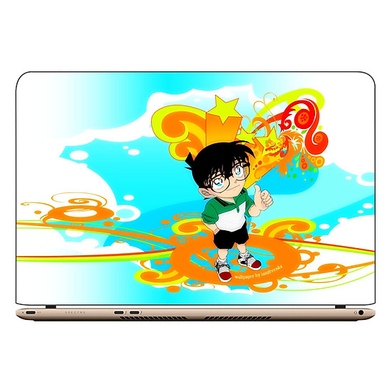 Mẫu Skin Dán Decal Laptop Hoạt Hình Anime Nhật Bản DCLTHH 208