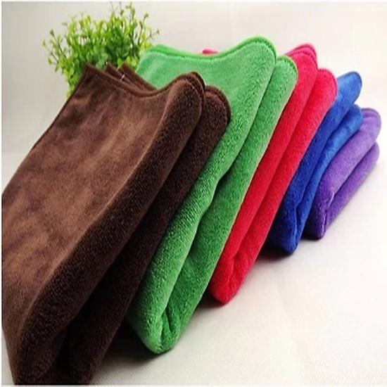 Bộ 5 khăn lau xe hơi cao cấp siêu sạch siêu thấm hút, hàng loại 1 dày đẹp KT 35x75cm (Giao nhiều màu)=69.738đ