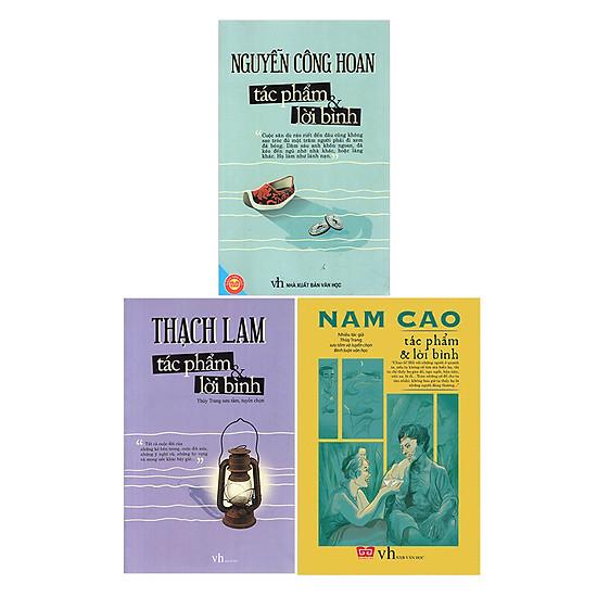 Combo Nam Cao - Nguyễn Công Hoan - Thạch Lam (Tái Bản)
