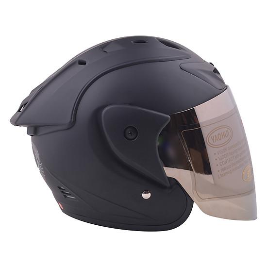 Mũ Bảo Hiểm Phong Cách Thể Thao Kính Gương Asia M115 KK=259.000 ₫
