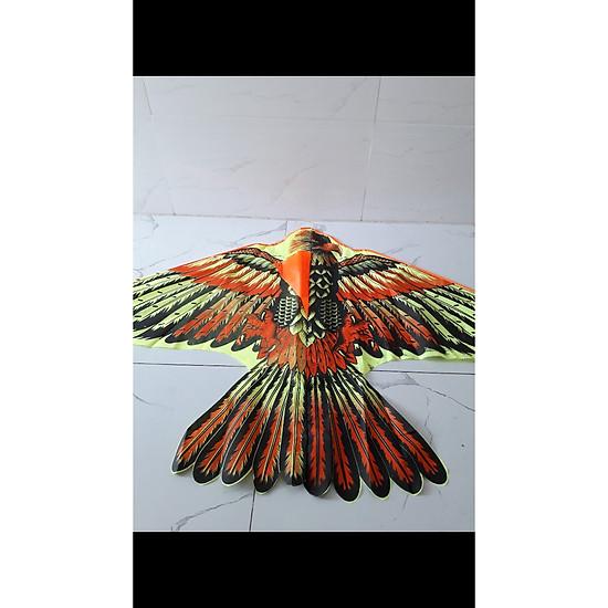 Diều Vua Đại Bàng Tung Cánh, chất liệu vải cao cấp