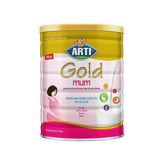 Arti Gold Mum – Dành Mẹ Đang Mang Thai Và Cho Con Bú